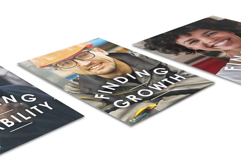Award Staffing National Awarded Brochures