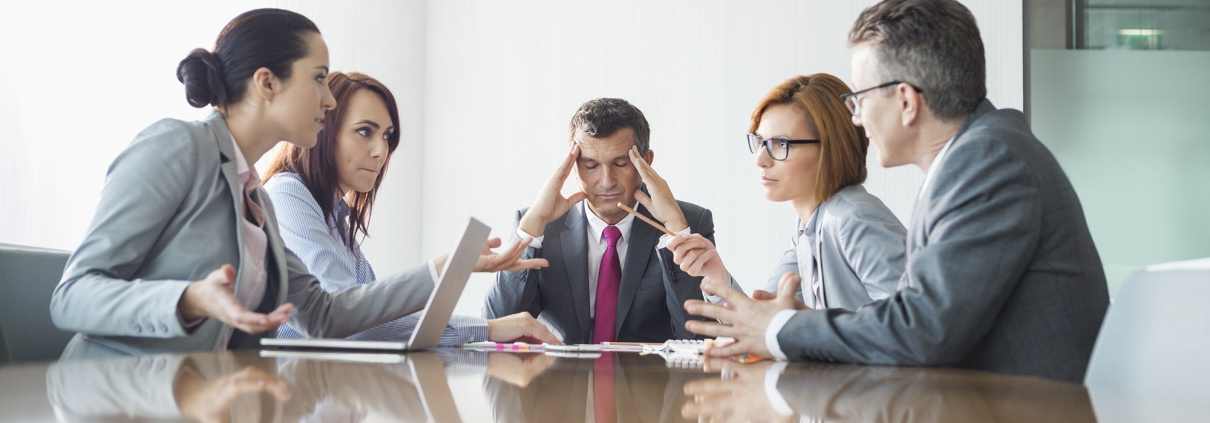 How to Resolve Anger and Conflict in the Workplace
