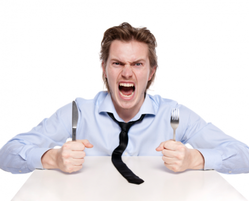 Prevent Getting Hangry on the Job