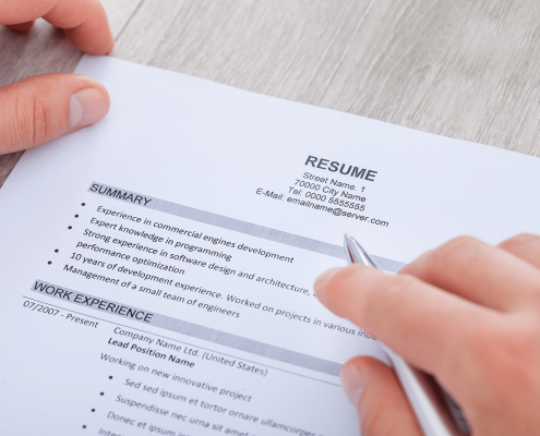 Resume Mistakes That Minnesota Job Seekers Make