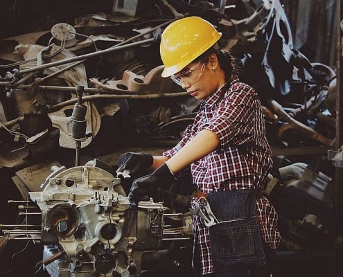 How to Appeal to Women for Skilled Trade Jobs