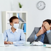 How To Avoid Getting Sick While On The Job