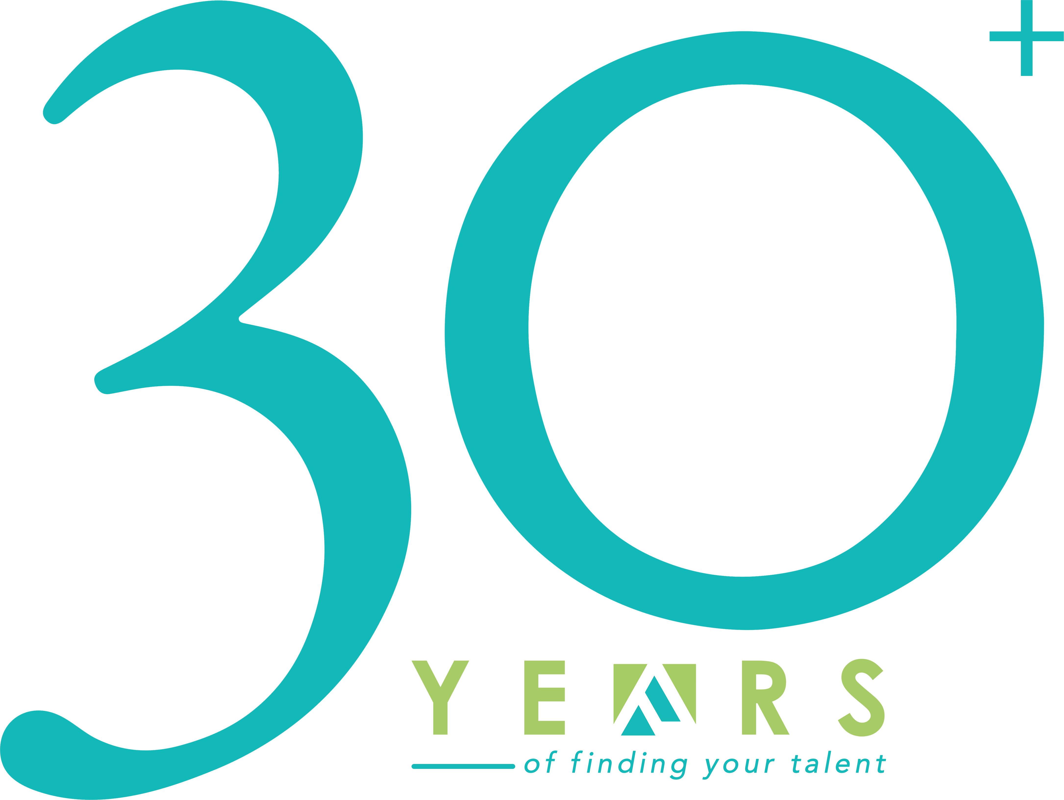 30+ years of finding your talent